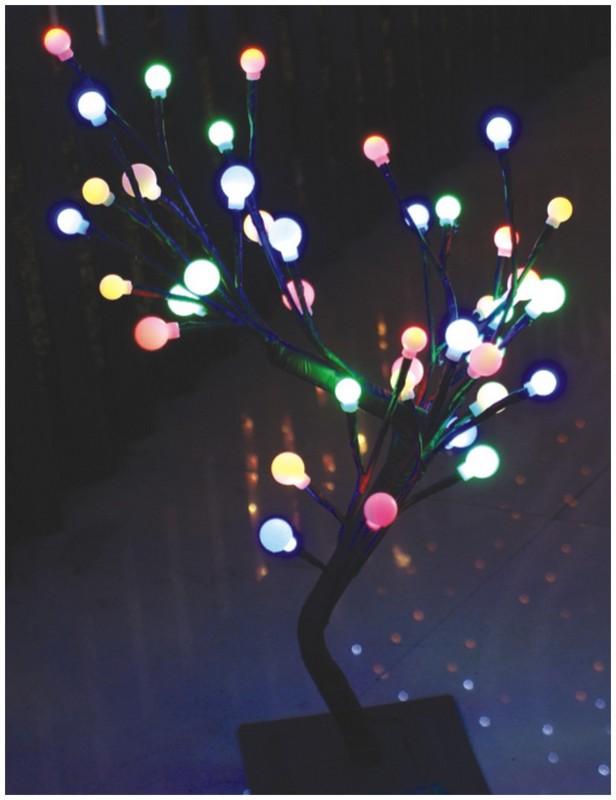 Fy 003 b13 led di natale ramo di un albero piccola for Piccole luci a led